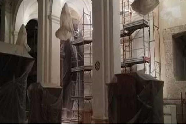 Brindisi, durante i lavori di restauro della cattedrale spunta un'antica cappella