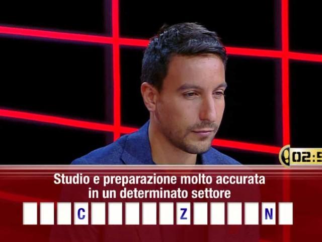 Caduta Libera, i 10 passi di Diego del 28 ottobre 2019   video Mediaset
