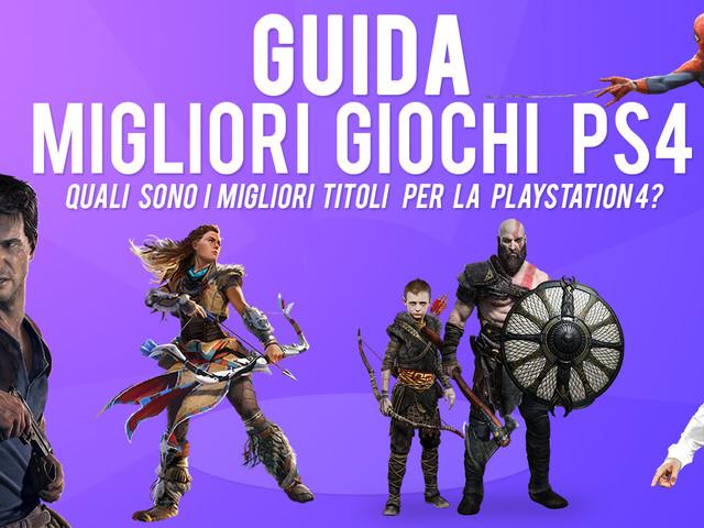 Migliori giochi PS4 – Giochi da non perdere per la PlayStation 4 – Novembre 2019