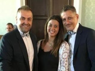 Prima unione civile celebrata a Catanzaro La storia d'amore di Federico e Diego