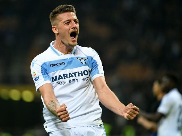 La Lazio vince la sfida Champions: Inter battuta 1 a 0