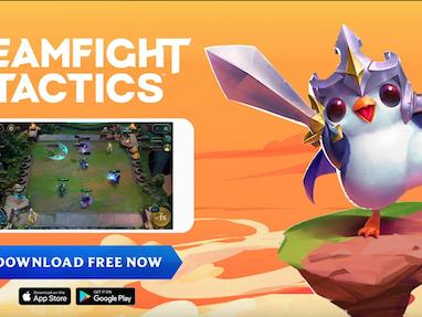 Teamfight Tactics disponibile su App Store e Google Play
