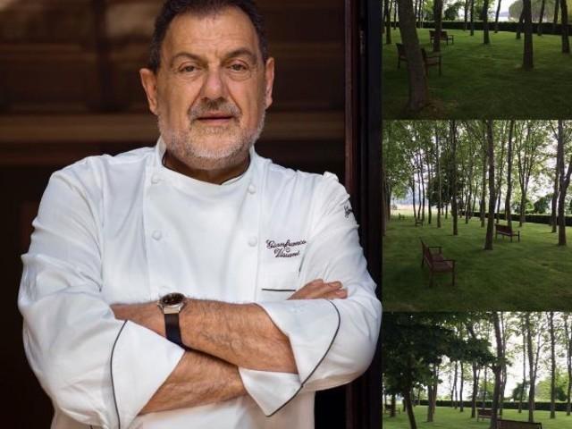 """Gianfranco Vissani: """"Le donne in cucina non ci possono stare, non ce la fanno fisicamente"""""""