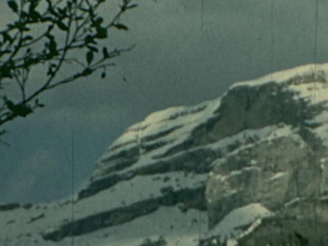 Le montagne di famiglia negli archivi del '900