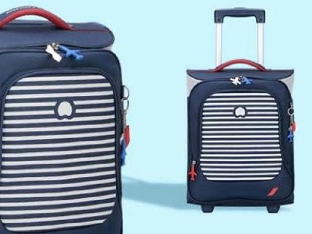 Air France e Delsey presentano una nuova collezione di valigie