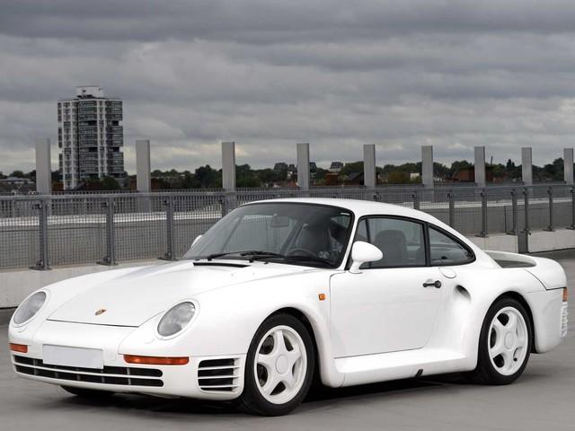 Tre Porsche speciali vanno all'asta: ecco perché sono così preziose