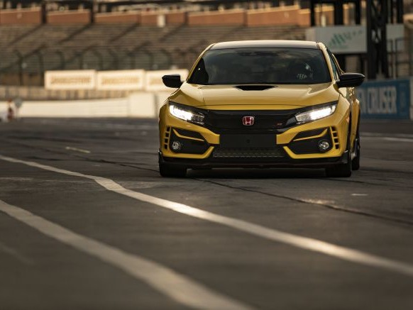 Honda Civic Type R Limited Edition: nuovo record a Suzuka
