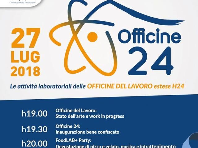 Reggio Calabria: nasce Officine24 e il co-living diventa realtà grazie ad Attendiamoci Onlus