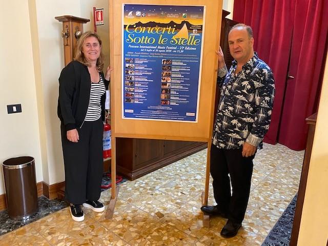 Concerti sotto le stelle a Pescara: il programma dell'edizione 2020