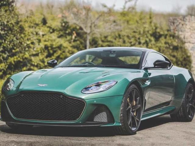 Aston Martin DBS 59, edizione limitata in 24 modelli