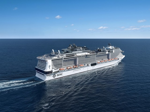 2019 da record per MSC Crociere
