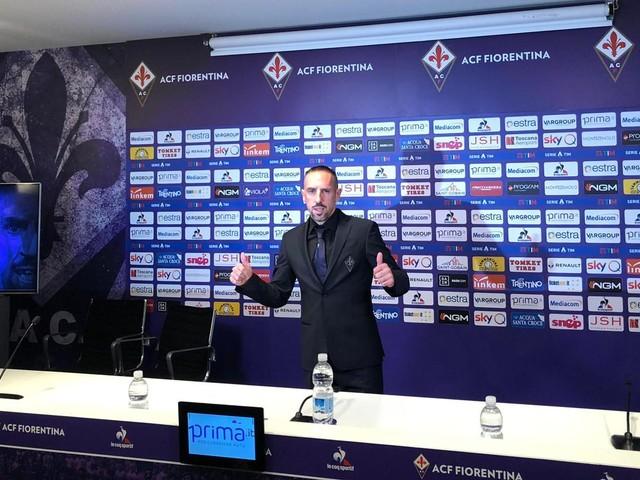 """Ribery: """"Mi sento bene di fisico e di testa, ma non sono ancora pronto. Questa società ha grandi ambizioni"""""""