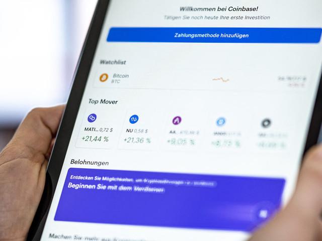 C'è stata una corsa a scaricare app per investire in criptovalute