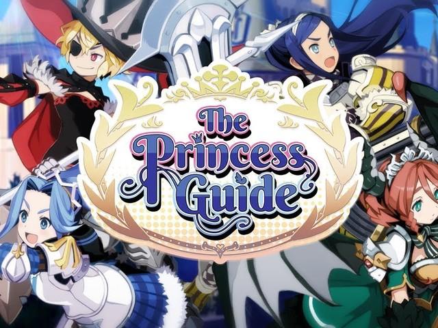 The Princess Guide arriverà a Marzo 2019 su Nintendo Switch