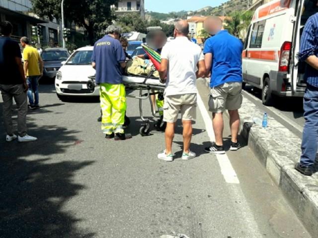 Pedone investo a Messina in viale Boccetta, muore in ospedale