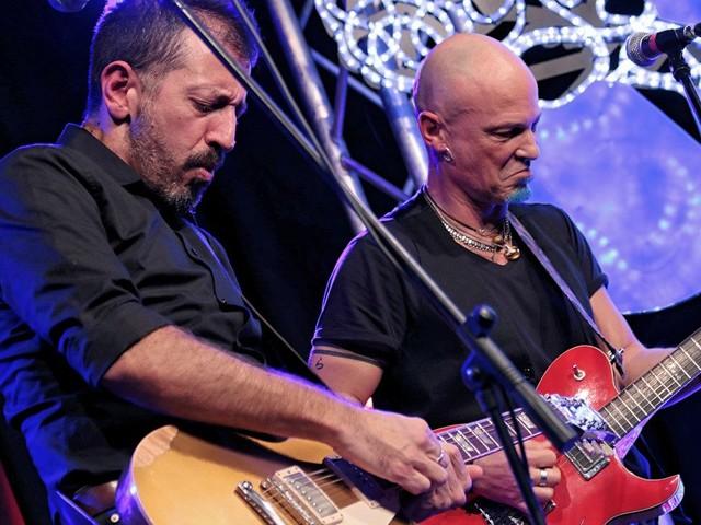 BoB, Best Of Barone: Finaz e Giuseppe Scarpato jammano per Jimi Hendrix dal salotto di Red Ronnie