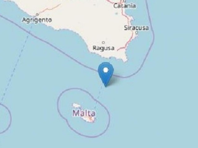 Terremoti in Sicilia, registrate 8 scosse nella costa Ragusana