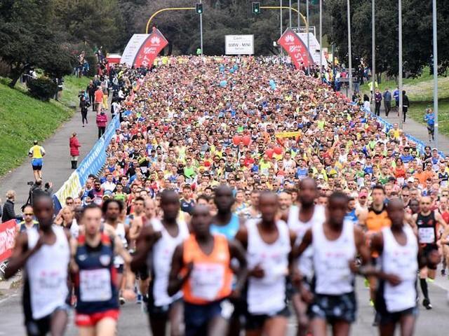 7.000 atleti pronti al via: torna la RomaOstia, la mezza maratona più famosa d'Italia