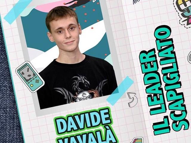 Il Collegio 5, Davide Vavalà: chi è, carattere e social
