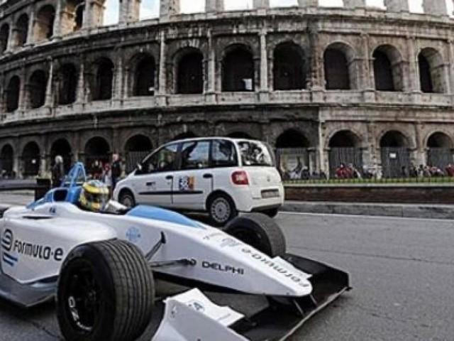 A Roma si correrà la Formula 1 del futuro