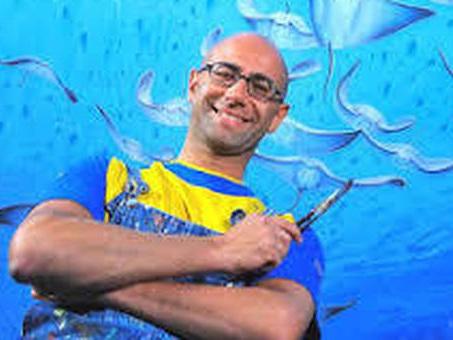 Silvio Irillo: «Dipingo gli ospedali per aiutare a vincere la paura»