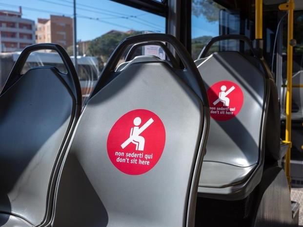 Covid: stop autobus notturni Aosta-Pont-Saint-Martin