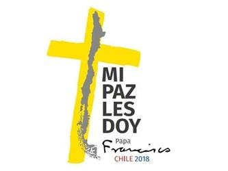 Svelati logo e motto del viaggio del Papa in Cile