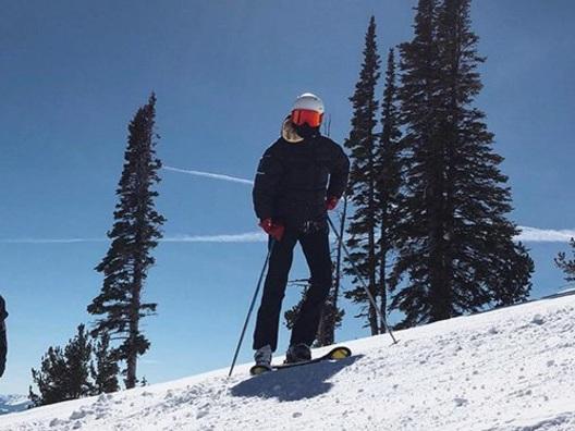 Indovina la sciatrice