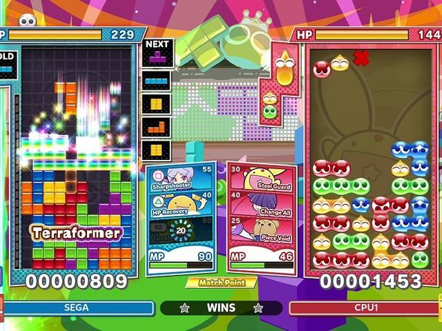 Puyo Puyo Tetris 2: in arrivo la Skill Battle mode