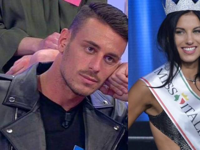 """Miss Italia sta con l'ex tronista Mattia Marciano. Gli amici: """"Si vedono appena possono"""""""