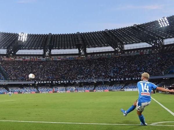 Napoli, prezzi popolari per la gara con il Brescia