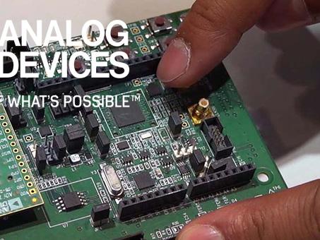 Automazione, Energia, GaN, uno sguardo al mercato dell'elettronica con Analog Devices