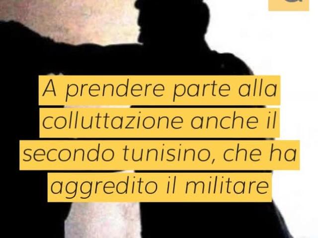 Padova, presi 2 pusher tunisini: aggredito finanziere durante blitz