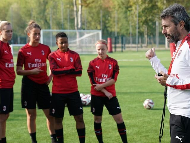 Calcio femminile, il Milan vince il derby contro l'Inter: finisce 1-3 per le rossonere