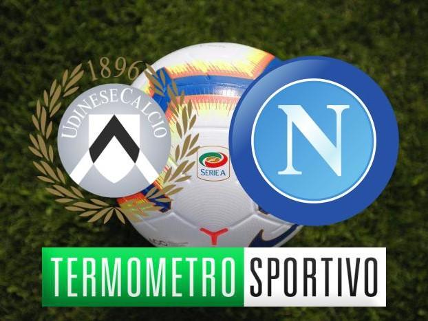 Dove vedere Udinese-Napoli in diretta streaming o in TV