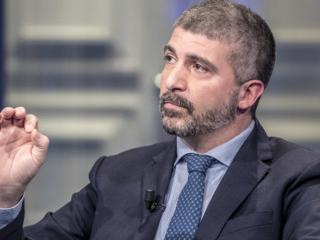 """Il leader di Casapound: """"Chi domani fa il saluto romano è una scimmia mitomane"""""""