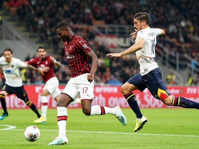 Il Milan non va oltre il pari nello scontro diretto contro il Lecce, Calderoni riacciuffa i rossoneri: le pagelle di StrettoWeb [FOTO]