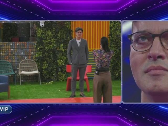 Adua del Vesco incontra il fidanzato al Grande Fratello Vip 2020 | Video Mediaset