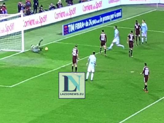 TABELLINO. Lazio-Torino 1-3