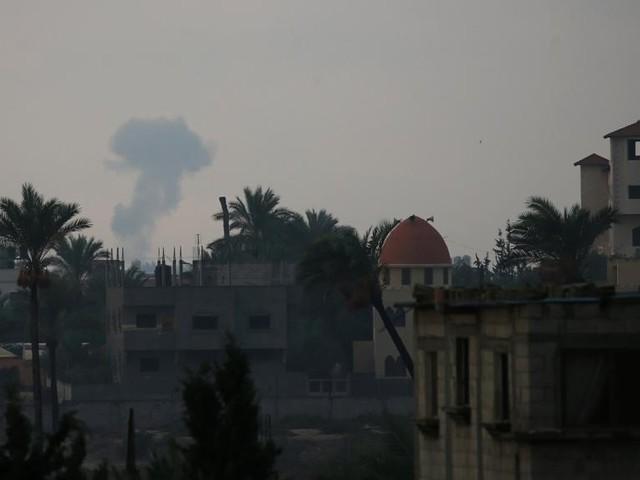 Razzi su Beersheva, Israele bombarda la Striscia di Gaza