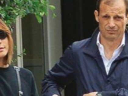 Massimiliano Allegri, quella strana mossa di Ambra Angiolini 24 ore prima della rottura con la Juventus