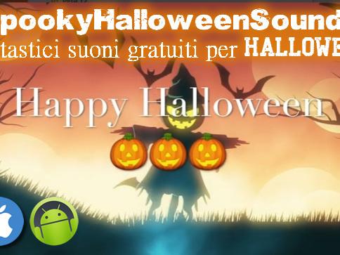 Spooky Halloween Sounds | fantastici suoni gratuiti per Halloween - Web Apps Magazine