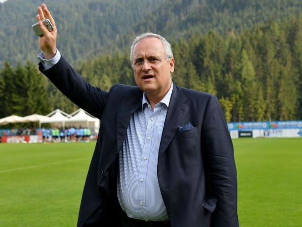 Lotito: 'La Salernitana non è un club satellite'