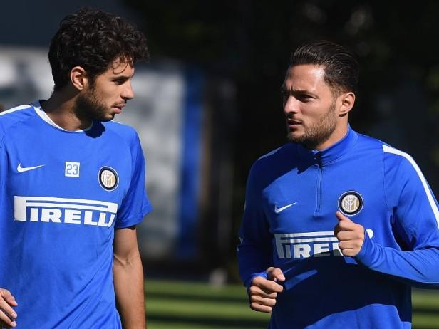 Inter, ufficiali i rinnovi di Ranocchia e D'Ambrosio fino al 2022