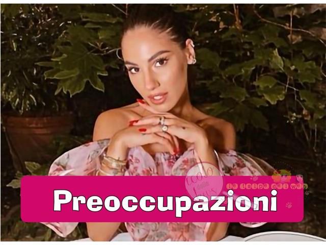 'Uomini e Donne' Giulia De Lellis e quelle domande ai fan assai preoccupanti su un farmaco che comporta gravi rischi per una gravidanza