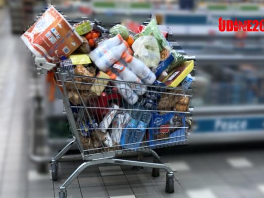 Udine: dal 6 aprile aperte le domande per i buoni spesa