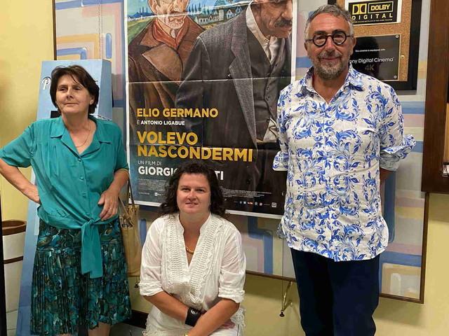 """Volevo Nascondermi: Majo e gli """"Attori Locali"""" Lunedì 26 Luglio ospiti a """"Cinema in Rocca"""" a Scandiano"""