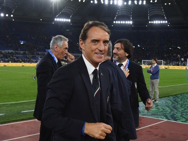 Italia-Mancini, il matrimonio continua: contratto fino al 2022