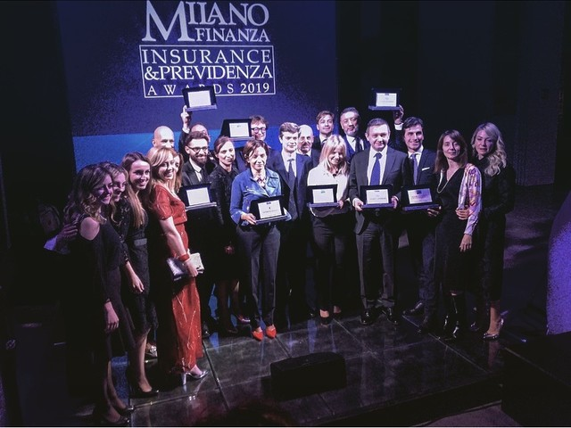 Generali Italia, MF Insurance & Previdenza Awards 2019