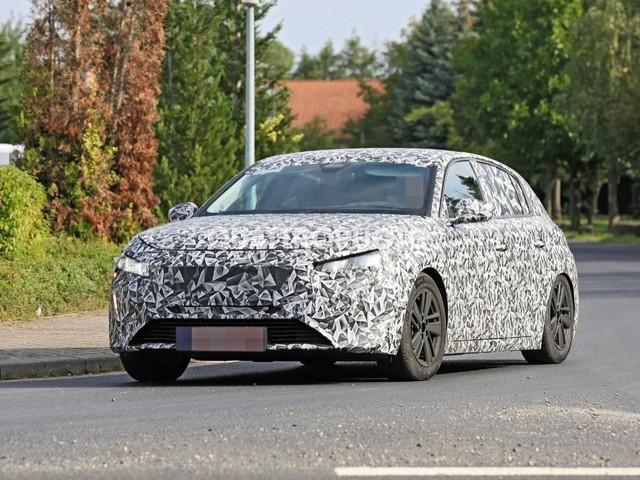 Peugeot 308 - Primi collaudi per la nuova generazione